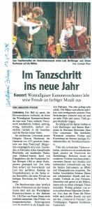 Westallgäuer Zeitung vom 17.01.2018