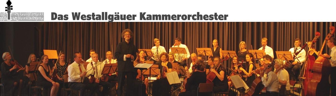 Das Westallgäuer Kammerorchester